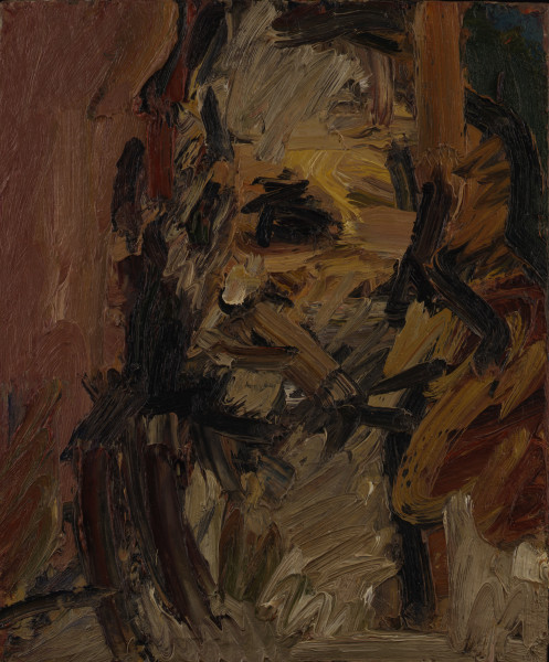 Frank Auerbach - Head of Jake 1997.jpg
