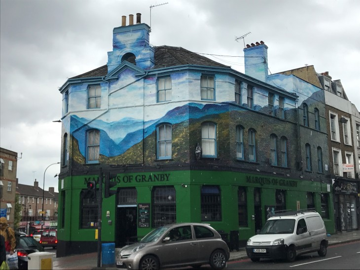 13 Mural on Marquis of Granby pub at Barnes commisioned by Anthropology.jpg